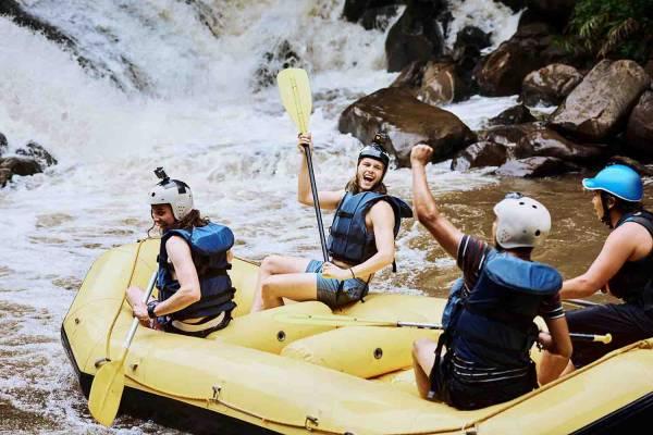 Rafting adventure company
